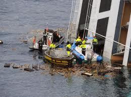 Naufragio della Costa Concordia: la valutazione del danno ambientale affidata all'Università di Siena