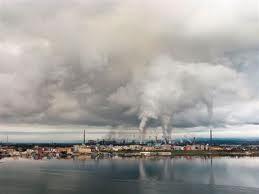 ILVA di Taranto: Stop alle emissioni inquinanti con l'impianto in funzione.