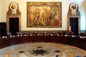 ASSEGNAZIONE CAUSE ai singoli giudici sottratta al sindacato del giudice amministrativo.