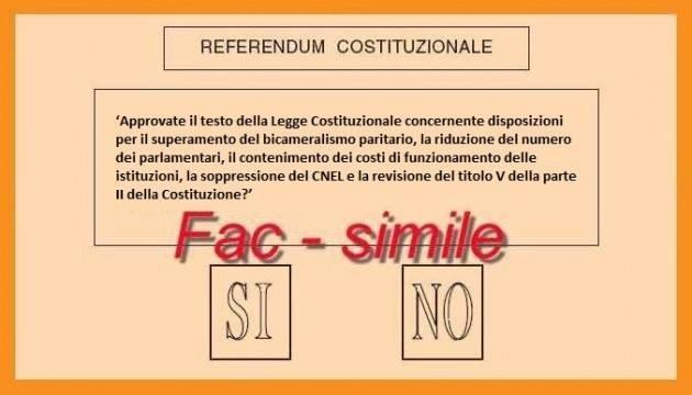REFERENDUM COSTITUZIONALE: Discorso sulla Costituzione di Piero Calamandrei