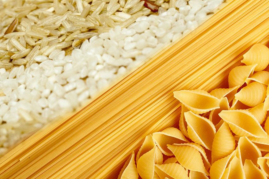 Indicazione in etichetta dell'origine del riso e del grano duro per pasta di semola di grano duro: pubblicati in GU i decreti